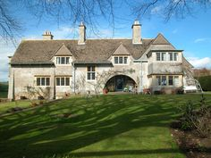 The Pastures, North Luffenham, Rutland, near Stamford, Leicestershire. 1901 For Miss G. Conant. 1909 additions and alterations including the addition of a two-storey square bay on south elevation. The walls are roughcast, the windows have stone dressings and the roofs are of slate.