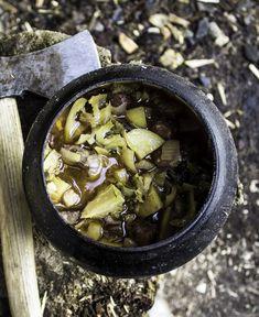 Medieval Crock Pot Stew