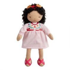 Global Sisters is our exclusive collection of diverse plush dolls with woman-owned company Bunnies by the Bay. The goal behind Global Sisters is for children to see themselves and feel celebrated as they are. This inclusive collection includes five dolls representing different cultures. Each Global Sisters doll comes with interactive storytelling activities that encourage children to create a unique story for their doll. Unique Gifts For Kids, Kids Gifts, Retro Toys, Vintage Toys, Childrens Gifts, Pink Floral Dress, Shopping World, Holidays With Kids, Brown Skin