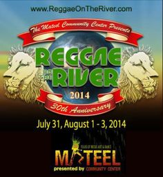 Garberville, CA Recognized as one of the longest running reggae music events in the world, Reggae On The River is an annual pilgrimage held along the banks of the majestic Eel River in the heart of Southern Humbo… Click flyer for more >>