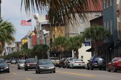 King Street, Charleston. This is some of the BEST shopping in the Charleston area! You can find anything and everything, from the luxurious to the quirky.