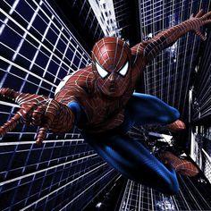 Spiderman HD - iPad Wallpaper