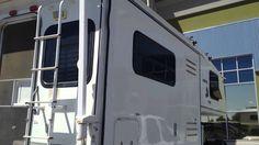 2005 Chevy Duramax 3500 69K miles with 2002 Arctic Fox 9.5