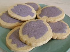 Gluten and Dairy Free Slice and Bake Sugar Cookies - The Bluenose Baker