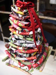 recycle paper christmas tree - Google keresés