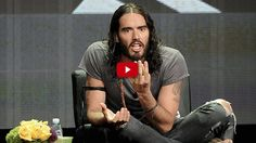 Let Russell Brand Blow Your Mind: Amazing Compilation of Brand's Thoughts!