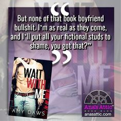 Book Review – Wait With Me by Amy Daws | Ana's Attic Book Blog