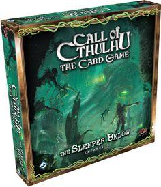 Call of Cthulhu LCG - The Sleeper Below