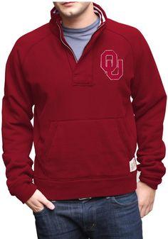 Oklahoma Sooners Retro Brand Mens Red Vintage 1/4 Zip Pullover Sweatshirt http://www.rallyhouse.com/shop/oklahoma-sooners-original-retro-brand-oklahoma-sooners-retro-brand-mens-red-vintage-14-zip-pullover-sweatshirt-1410211?utm_source=pinterest&utm_medium=social&utm_campaign=Pinterest-OUSooners $79.95