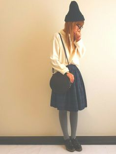 Ayumiさんのスカート「LOWRYS FARM TCアソートキモウVSK 706447」を使ったコーディネート