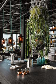25hours Hotel Bikini Berlin - cool hotel but also check out the rooftop Monkey Bar for drinks, DJs, hip hop gigs and theater performance - Jetsetter 2015 Best of the Best Winner: Best Nightlife