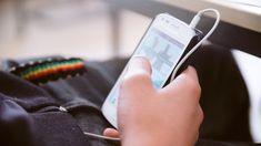 Använd verktygen som finns i mobilen