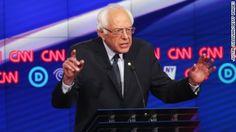 Why is Bernie Sanders in Vatican City not New York City? - CNNPolitics.com