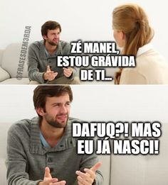 frasesdem3rda memes portugal portugueses malaquias Portuguese Funny, Memes Portugal, Funny Memes, Jokes, All The Things Meme, Meme Faces, Darth Vader, Mood, Pasta