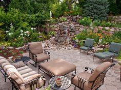 Landscape Ideas For Small Gardens   Garden Design Idea