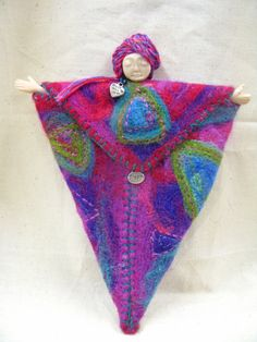 Blessings Doll by embexstudio on Etsy,  Inspiration only, but seems simple enough. ANY house needs more blessings! Beautiful Gift!