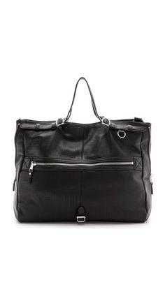 Ash | Tote Bag in black