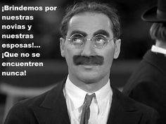 Discover and share Groucho Marx Movie Quotes. Explore our collection of motivational and famous quotes by authors you know and love. Picture Quotes, Groucho Marx Quotes, Movie Quotes, Funny Quotes, Boy Quotes, Patriotic Words, Great Quotes, Inspirational Quotes, Brother Quotes