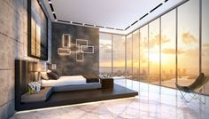 Echo Brickell Penthouse (Miami)   These Posh Penthouses Take Luxurious Living to New Heights