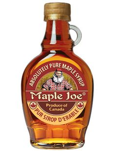 Pure maple syrup - Maple Joe
