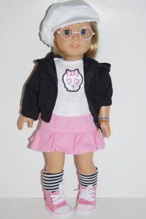 great website to buy and get ideas for American girl doll outfits.....