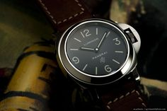 Officine Panerai Logo Luminor