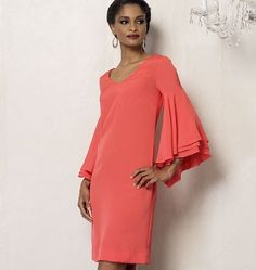 Vogue naaipatroon 8945-e5? Bestel nu op Textielstad.nl