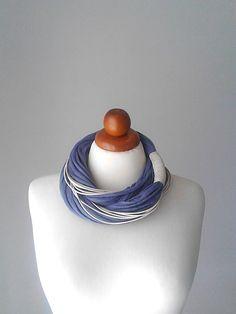 Bib necklace bib statement necklace bib necklace statement chunky bib necklace fiber jewelry fiber necklace wool necklace everyday necklace