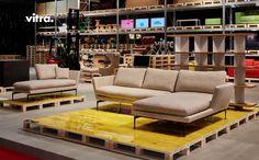 Vitra suita sofa