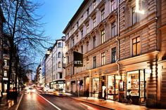 Boutique Hotel in Central Stockholm