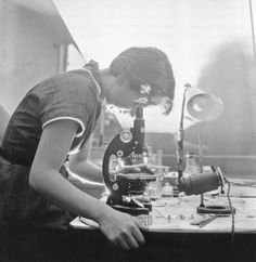 Rosalind Franklin-  Watson and Crick used her x-ray photographs to develop the double helix model of DNA.