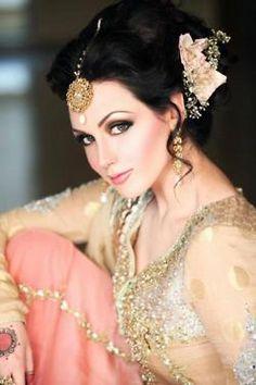 A Pakistani Bride!
