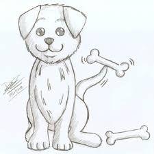Resultado de imagem para carinha de cachorro para desenhar