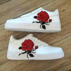 nike air force 1 low roses