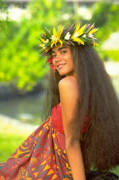SEARCHING FOR PARADISE The Beauty of Tahitian womenmyth or reality