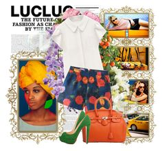 """""""LUCLUC 4"""" by fashionmonsters ❤ liked on Polyvore"""