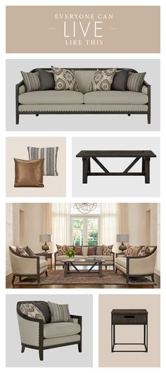 Living Room Furniture From The Leading South Florida Furniture Store. City  Furniture Stores In Miami, Fort Lauderdale, Palm Beaches, Naples And Fort  Myers.