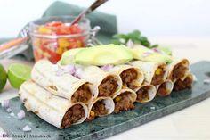 Mexican Food Recipes, Dinner Recipes, Ethnic Recipes, Tacos, Pan, Tortillas, Mince Pies, Mexican Recipes