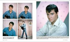 Elvis - 'Roustabout'