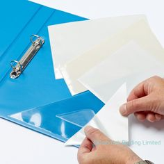 View a complete range of #clear_adhesive_pockets in a range of sizes including A4, A5, A6 etc. A #self-adhesive #business_card_pocket is the most convenient product that can be used in #files, #brochures or many other places.