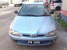 2000 Proton Wira Aeroback 1.3 GL (M) - Cars for sale in Others, Johor