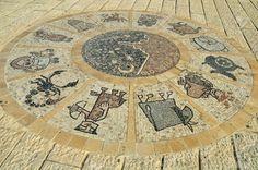 Horoszkóp Kört A Régi Jaffa Royalty Free Stock-fotók, Képek és Stock-fotózás. Image 13175120.