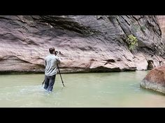 Landscape Photography - A Day in the Narrows of Zion National Park