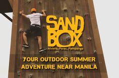 SANDBOX ALVIERA: YOUR OUTDOOR SUMMER ADVENTURE NEAR MANILA