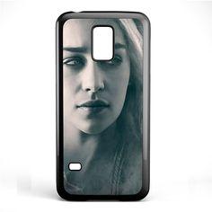 Khaleesi Emilia Clarke TATUM-6159 Samsung Phonecase Cover Samsung Galaxy S3 Mini Galaxy S4 Mini Galaxy S5 Mini