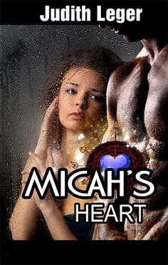 Micah's Heart -cover design by KanDel Media