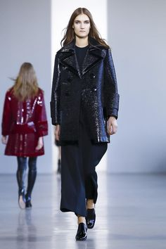 Calvin Klein Ready To Wear Fall Winter 2015 New York