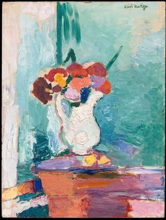 SFMOMA   Explore Modern Art   Our Collection   Henri Matisse   Flowers