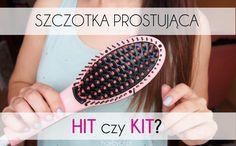 HAIR BY JUL- blog o włosach. Fryzury, tutoriale, inspiracje: Elektryczna szczotka prostująca- hit czy kit? #włosy #fryzury #hair #prostewłosy #blog
