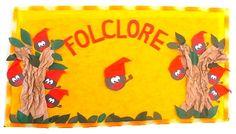 Modelos de murais - Folclore